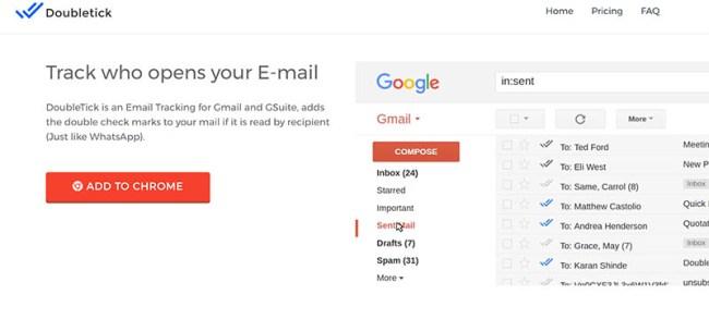Saber si abrieron nuestro mail