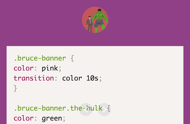 Humor CSS
