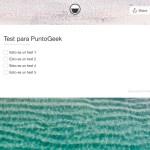 Taskade, simple y rápido gestor de tareas online