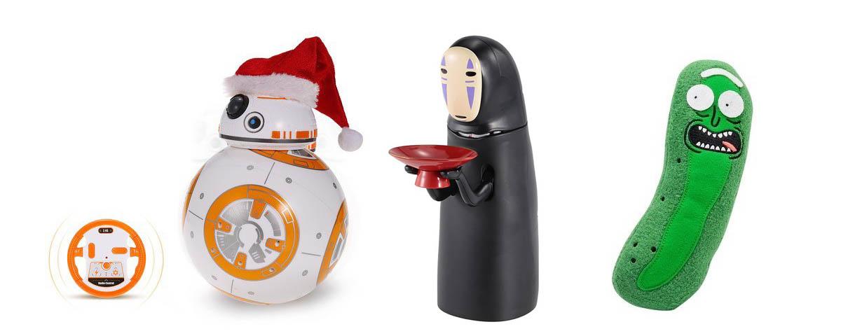 regalos geek para navidad
