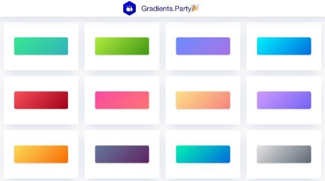 Gradients_Party