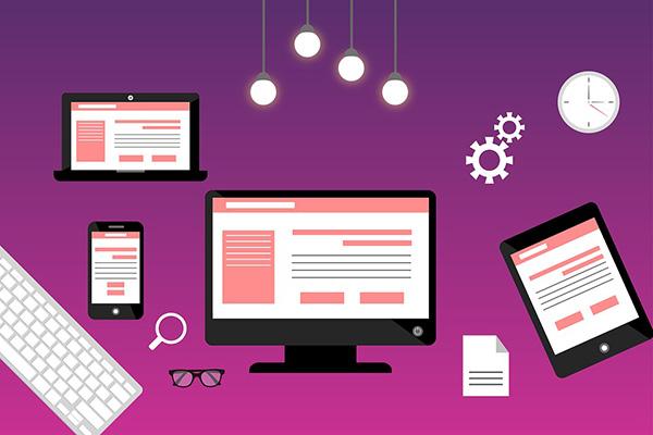 como crear pagina web