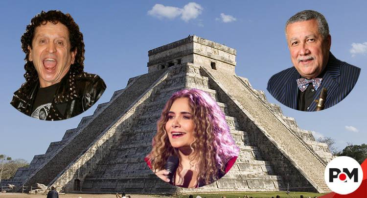 Artistas celebrarán a Armando Manzanero en Chichén Itzá