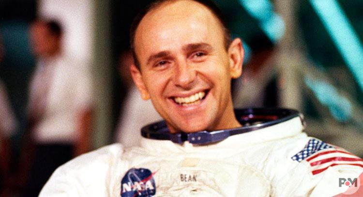 Fallece Alan Bean, el cuarto hombre en pisar la luna - Punto Medio