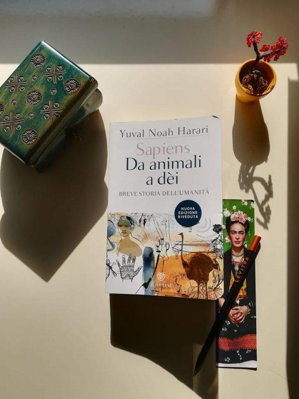 Sapiens: da animali a dèi. Breve storia dell'umanità di Yuval Noah Harari