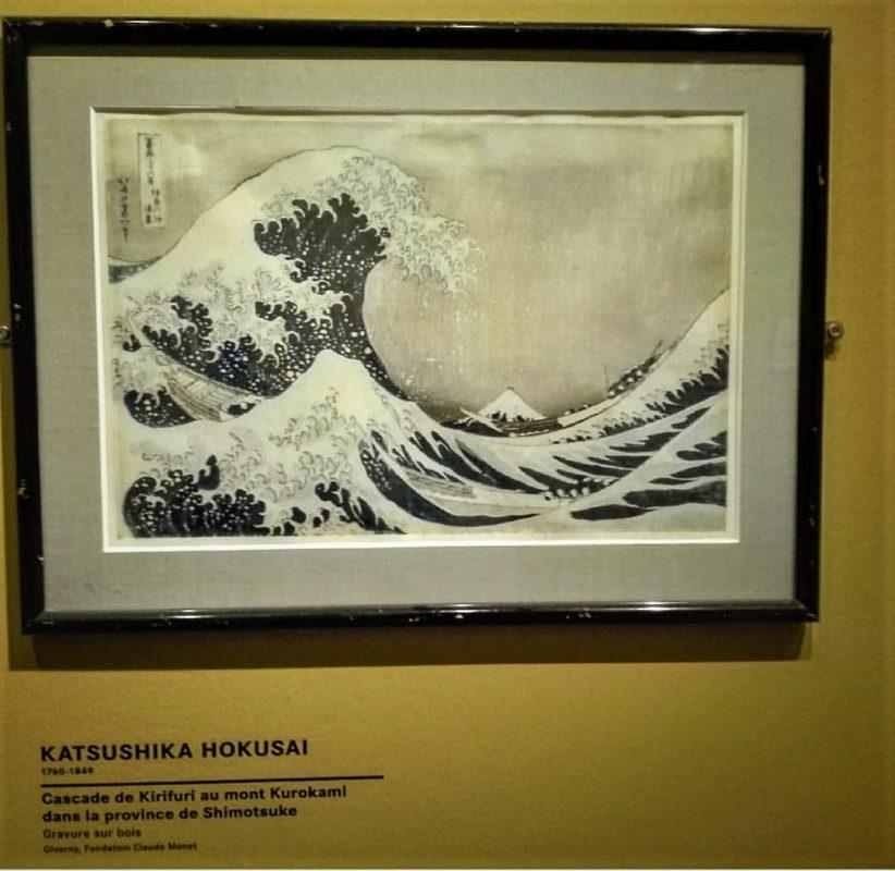 La grande onda in Punto Nemo