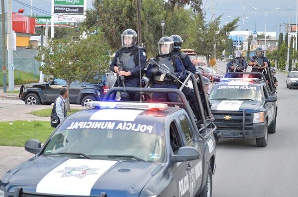 Por elecciones ponen en marcha operativo policiaco en Tizayuca - Punto por  Punto
