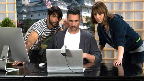 """Stasera in TV: """"""""Scusate se esisto!"""" su Rai1 di Riccarco Milani """".  Una brillante commedia con Paola Cortellesi e Raoul Bova"""
