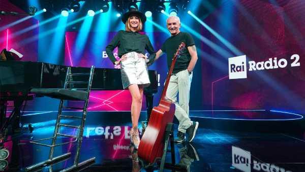 """Stasera in Radio: Su Radio2 al via """"Esordi"""",  il no-talent per giovani cantautori  Ospiti della prima puntata Mogol, Calcutta e Gabbani. In onda anche su RaiPlay"""