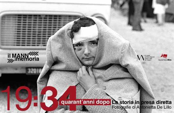 """Quaranta anni dal terremoto del 1980 - La campagna digitale del MANN, attendendo la mostra """"19.34"""""""