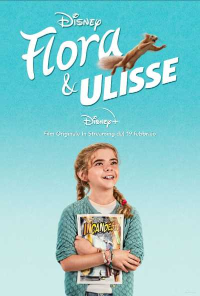 FLORA & ULISSE - La commedia avventurosa targata Disney che debutterà in esclusiva su DISNEY+
