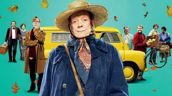 Stasera in TV: The Lady in the Van - Su Rai5 (canale 23) Maggie Smith in una storia vera