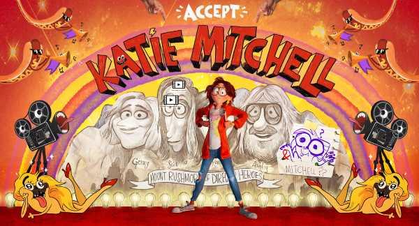 Su NETFLIX il nuovo divertente film d'animazione I MITCHELL CONTRO LE MACCHINE