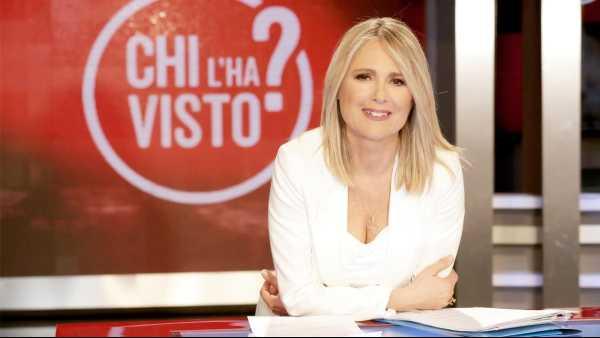 """Stasera in TV: La minorenne scomparsa e ritrovata a """"Chi l'ha visto?""""  - Su Rai3, con Federica Sciarelli"""