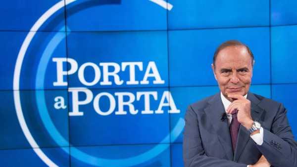 """Stasera in TV:  Riaperture e ripartenza a """"Porta a Porta"""" - La ministra Gelmini ospite di Bruno Vespa"""