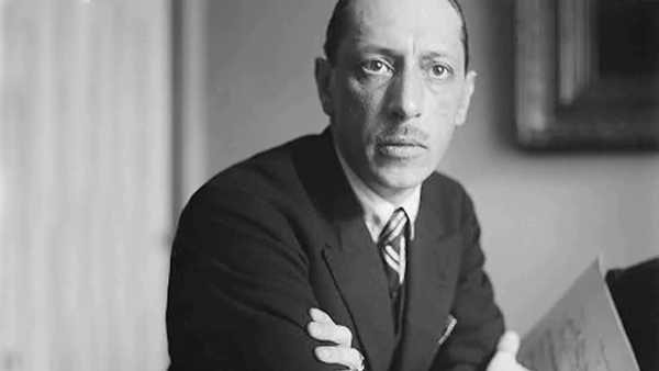 """Oggi in TV: Su Rai5 (canale 23) l'omaggio a Igor Stravinskij - Lo """"Specchio sonoro"""" di Roman Vlad"""