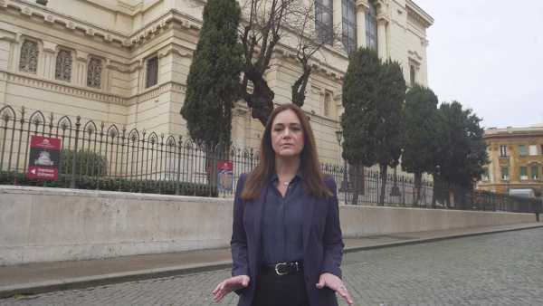 """Oggi in TV: Su Rai Storia (canale 54) le nuove """"Pietre d'inciampo"""" - Orlando Orlandi Posti e Ferdinando Agnini"""