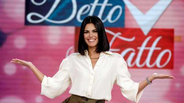 Oggi in TV: La nuova settimana di Detto Fatto su Rai2 - Tra gli ospiti di Bianca Guaccero: Ornella Muti, Alba Parietti, Michela Andreozzi, Marco Ligabue, Nicola Ventola, Lisa Fusco