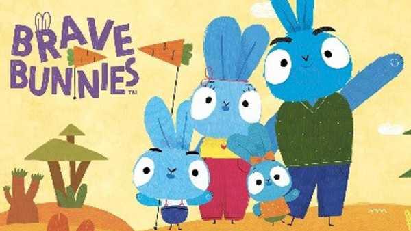 """Oggi in TV: Su Rai Yoyo (canale 43) arrivano i  """"Brave Bunnies"""" - Disponibile anche su RaiPlay"""