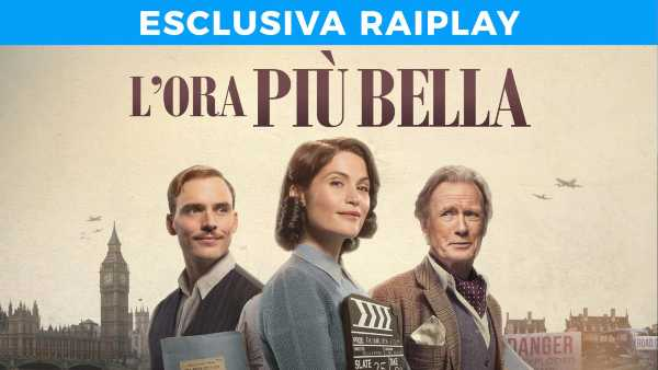 Oggi in TV: Al cinema con RaiPlay: otto prime visioni assolute - Grandi film internazionali, mai distribuiti nelle sale