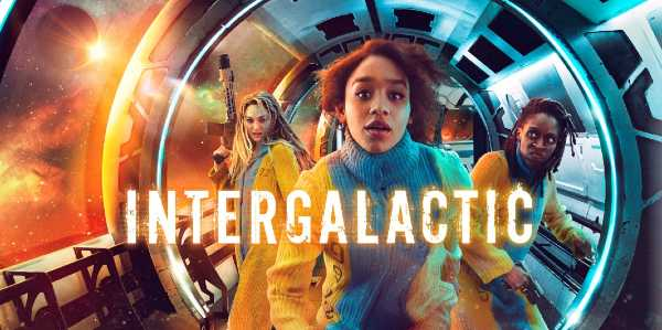 Ecco il trailer di INTERGALACTIC,  la serie sci-fi tutta al femminile targata Sky Original
