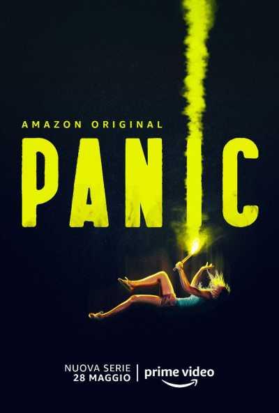 La nuova serie young adult Amazon Original PANIC in esclusiva su Prime Video