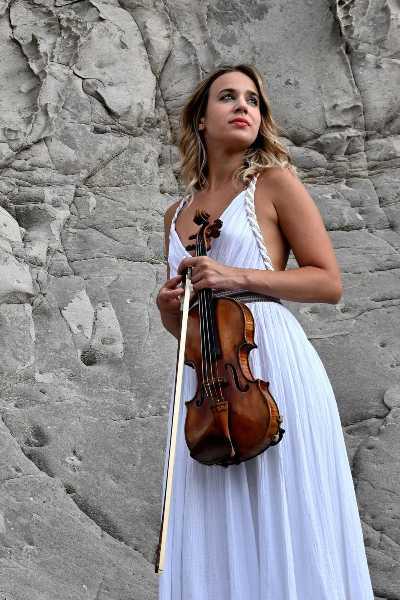 Festivalflorio: tra gli ospiti anche Anna Tifu, star del violino internazionale