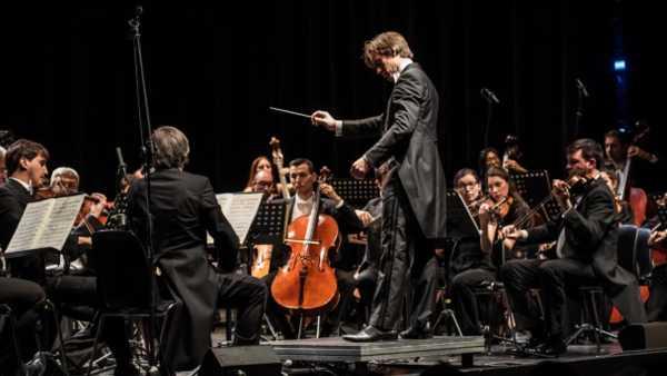 Oggi in TV: Parole e musica tra Goethe, Schubert e Beethoven - Su Rai5 (canale 23) la Filarmonica di Milano