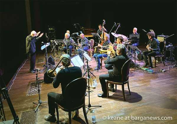 """Barga Jazz Ensemble """"Dagli Appennini alle Madonie"""" in concerto al Teatro La Limonaia (Firenze)"""