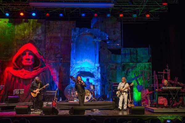 Tutto Led Zeppelin con Norge, all'Anfiteatro De Pascale Firenze