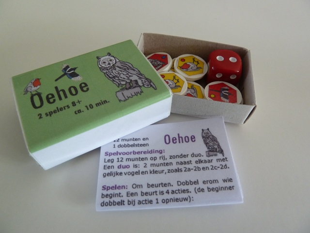 Oehoe!