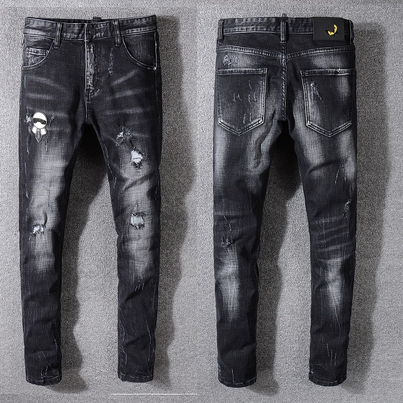 New Italian Style Royles! Men's Monster Skinny Jeans