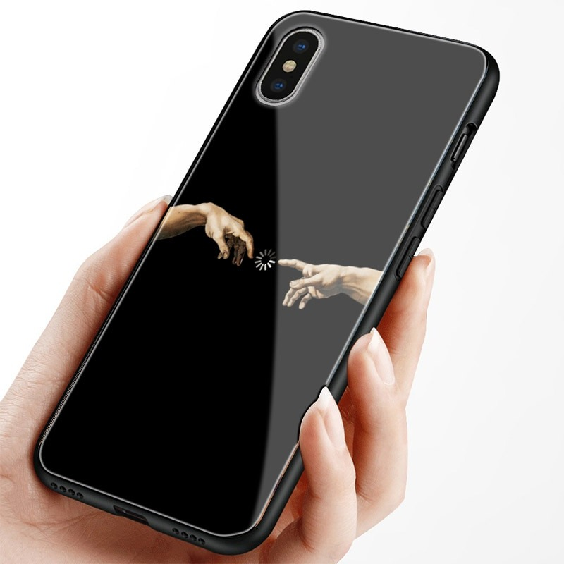 Royles art silicon Iphone X casing 3