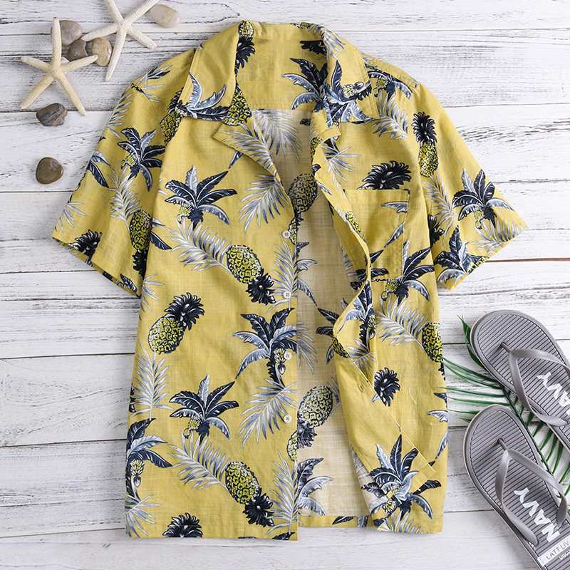 Men's Slim-Fit Short-Sleeve Printed T-Shirt 3