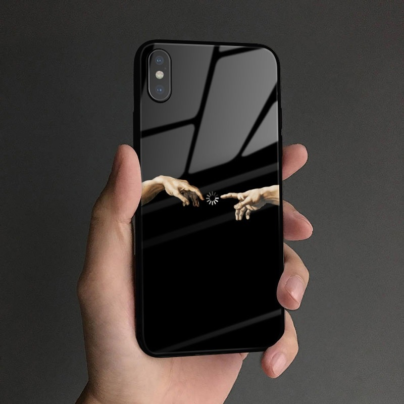 Royles art silicon Iphone X casing 2