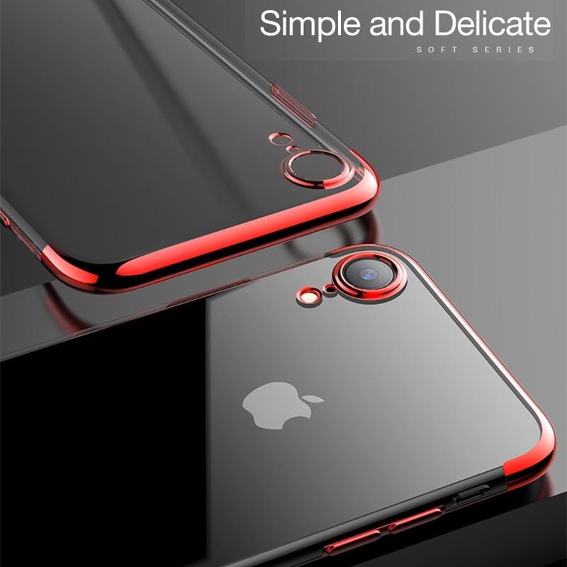 Royles! Silicon anti-scratch iPhone X case 2