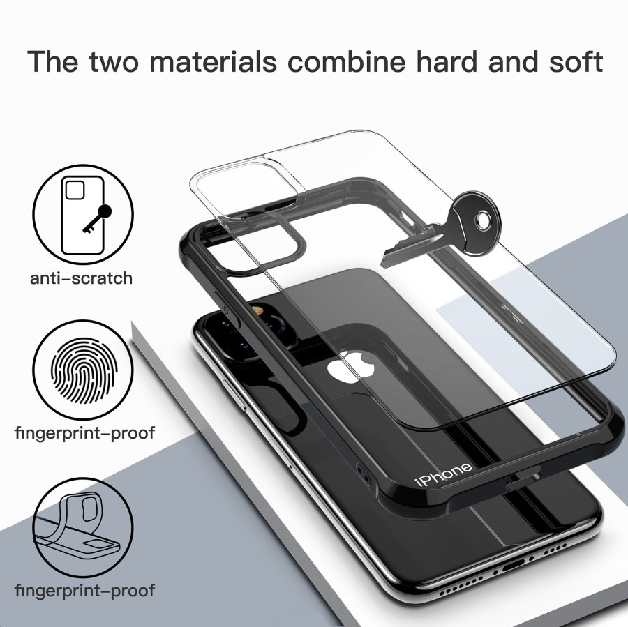 Royles! Iphone 11 or iPhone 11 Pro Max Case and Shockproof Cover 8