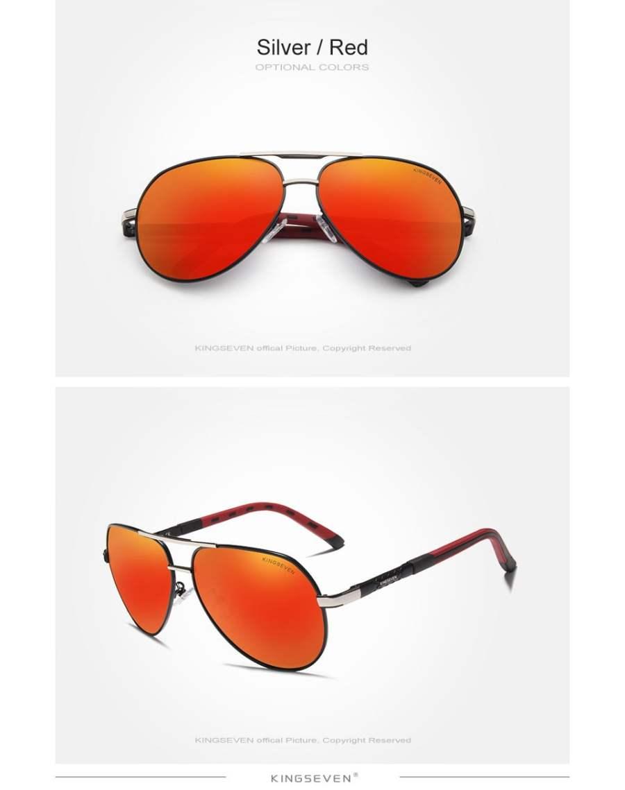 Aluminum Polarized Sunglasses Eyeglasses 27