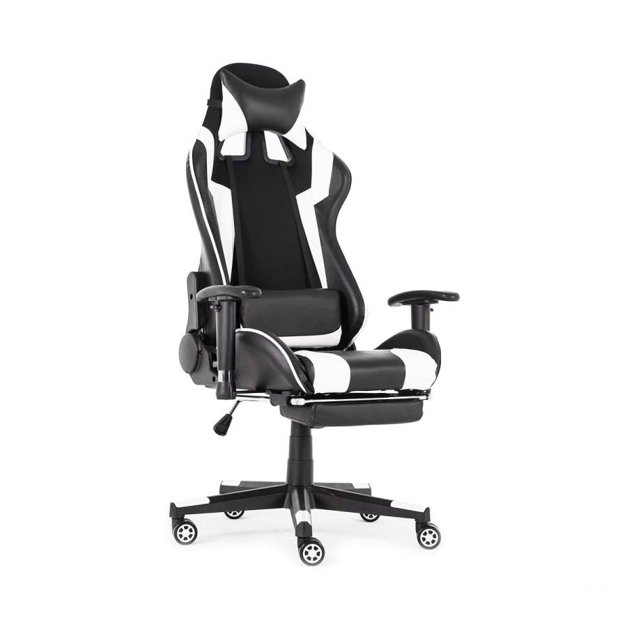 Ergonomic Gaming Recliner Office Chair 26