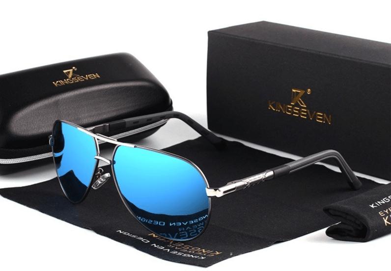 Aluminum Polarized Sunglasses Eyeglasses 1