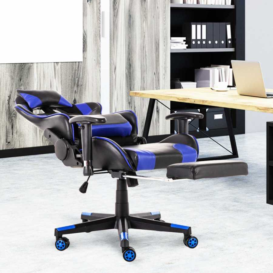 Ergonomic Gaming Recliner Office Chair 18