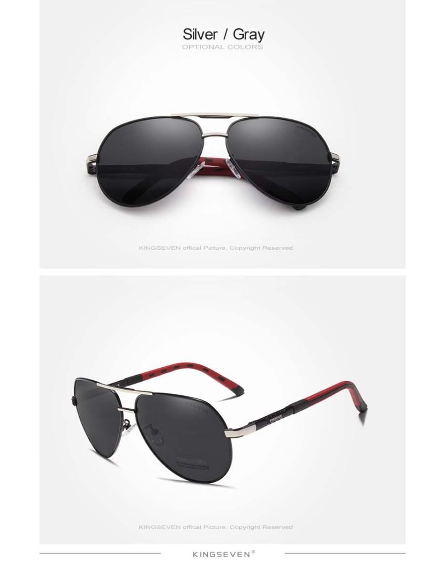 Aluminum Polarized Sunglasses Eyeglasses 24