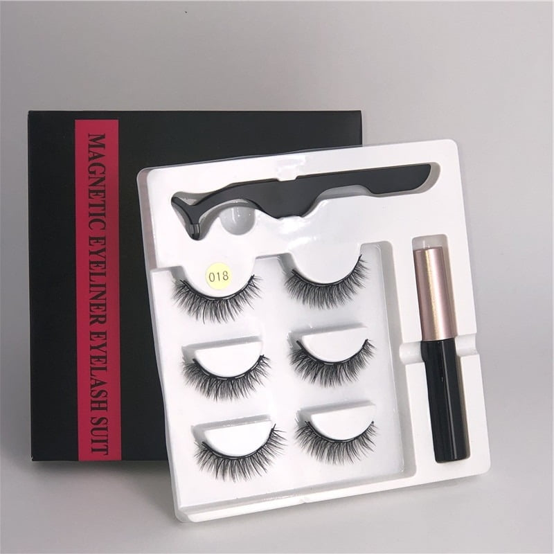 Waterproof Magnetic Eyelashes Extension 14