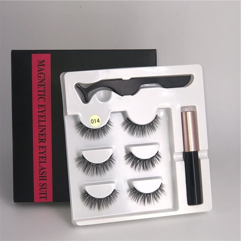 Waterproof Magnetic Eyelashes Extension 10