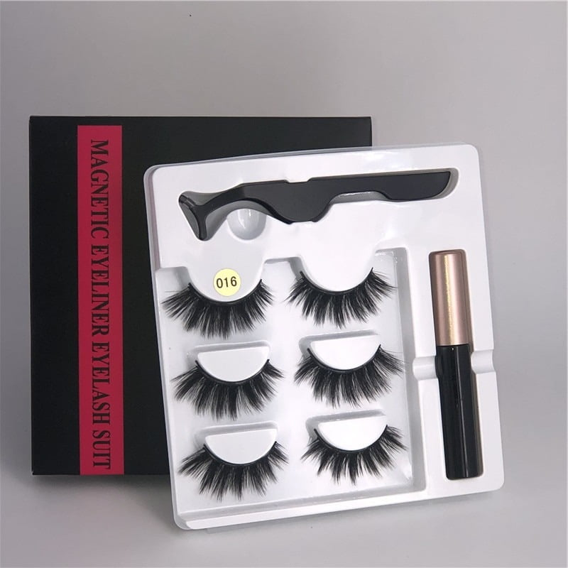 Waterproof Magnetic Eyelashes Extension 12