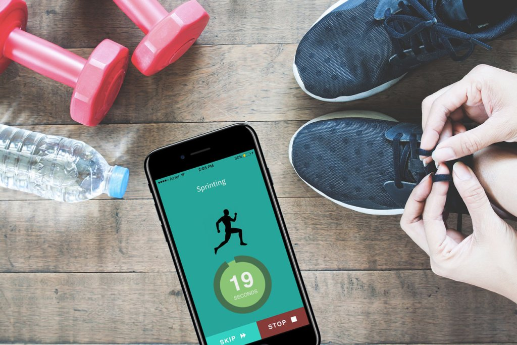 20 second workout belly buster App