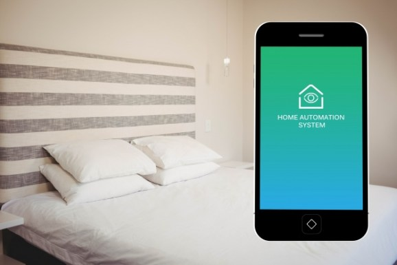 Smart home automation simplified by Pupa Clic - Web Mobile