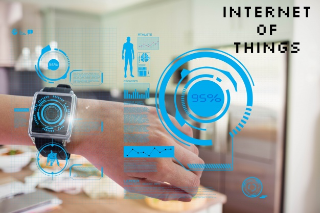 Internet of things and augmented reality (AR)
