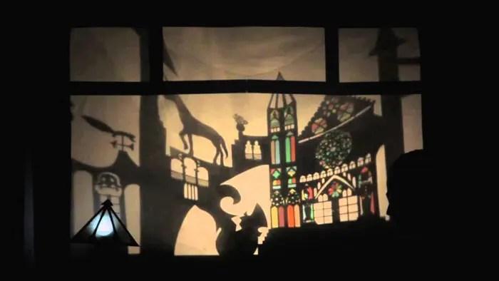 PuppenFesten - Spettacolo - e se abbassassimo le luci