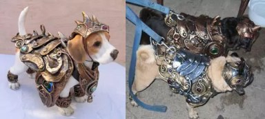 Armor for Dogs